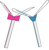 フタバガキ型紙コプター