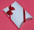 バレンタイン/母の日ラッピング/リボン付きギフトボックス