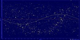 全天恒星図